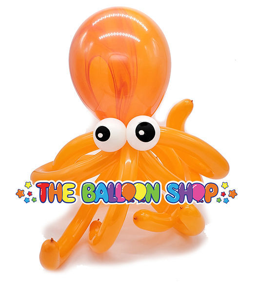 Picture of Big Octopus  - Balloon