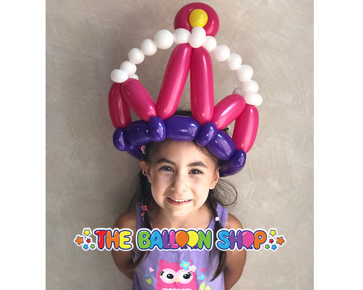 Picture of Deluxe Crown - Balloon