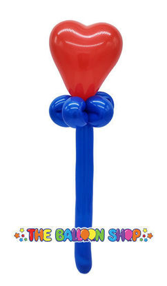 Picture of Heart Wand - Balloon