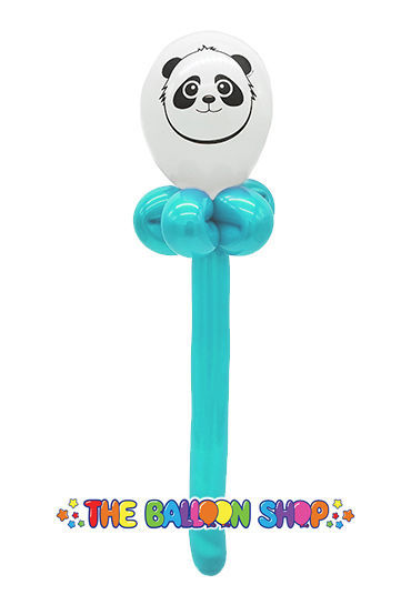 Picture of Panda Face Wand - Balloon