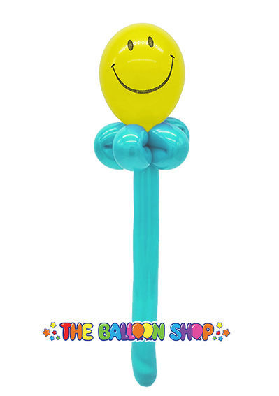 Picture of Smile  Face Wand - Balloon