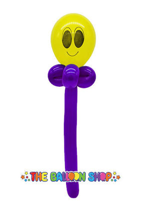 Picture of Google Eyes Topper Wand - Balloon