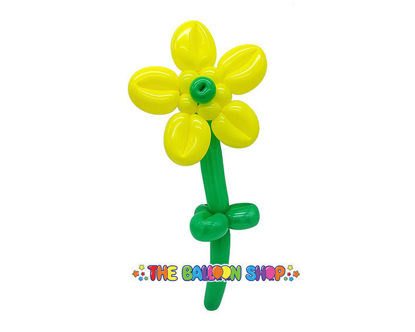 Picture of Spring Flower - Balloon