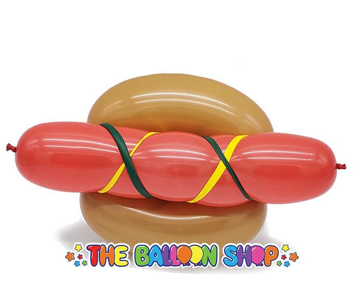 Picture of Jumbo Hot Dog - Balloon