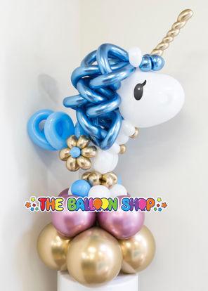 Picture of Unicorn - Balloon Centerpiece
