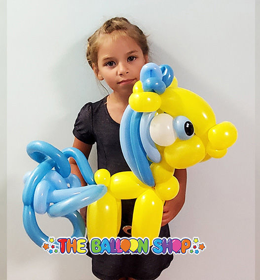 Picture of Deluxe Pony - Balloon Candy Cup