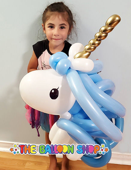 Picture of Deluxe Unicorn - Balloon Candy Cup