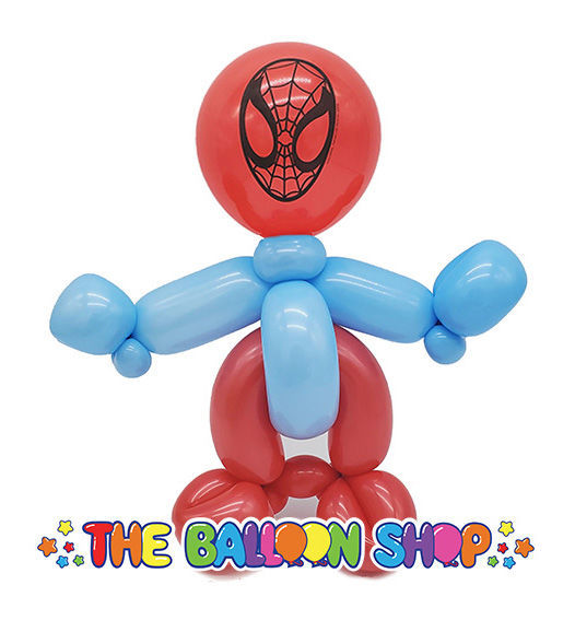 Picture of Spider-Man Loopy - Balloon
