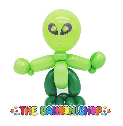 Picture of Alien Loopy - Balloon