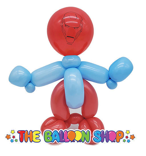Picture of Iron Man Loopy - Balloon
