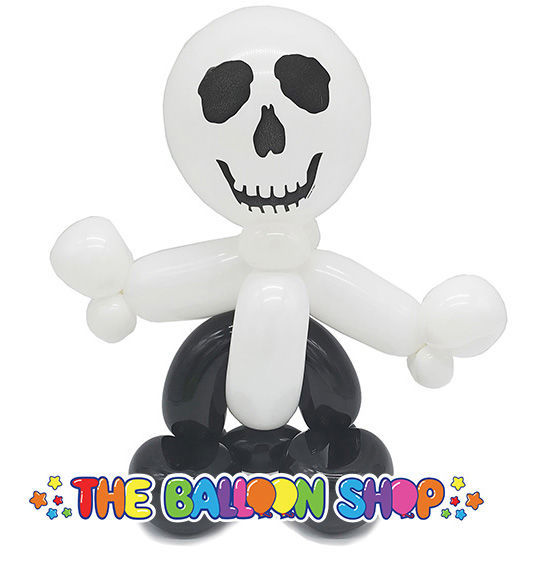 Picture of Skull  Loopy - Balloon
