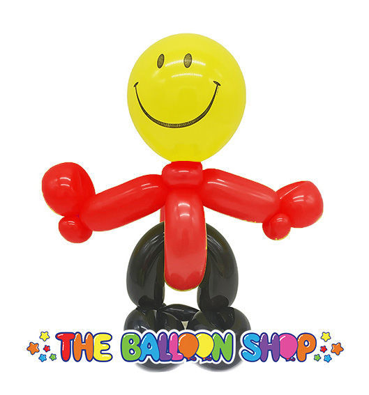 Picture of Smile  Face Loopy - Balloon