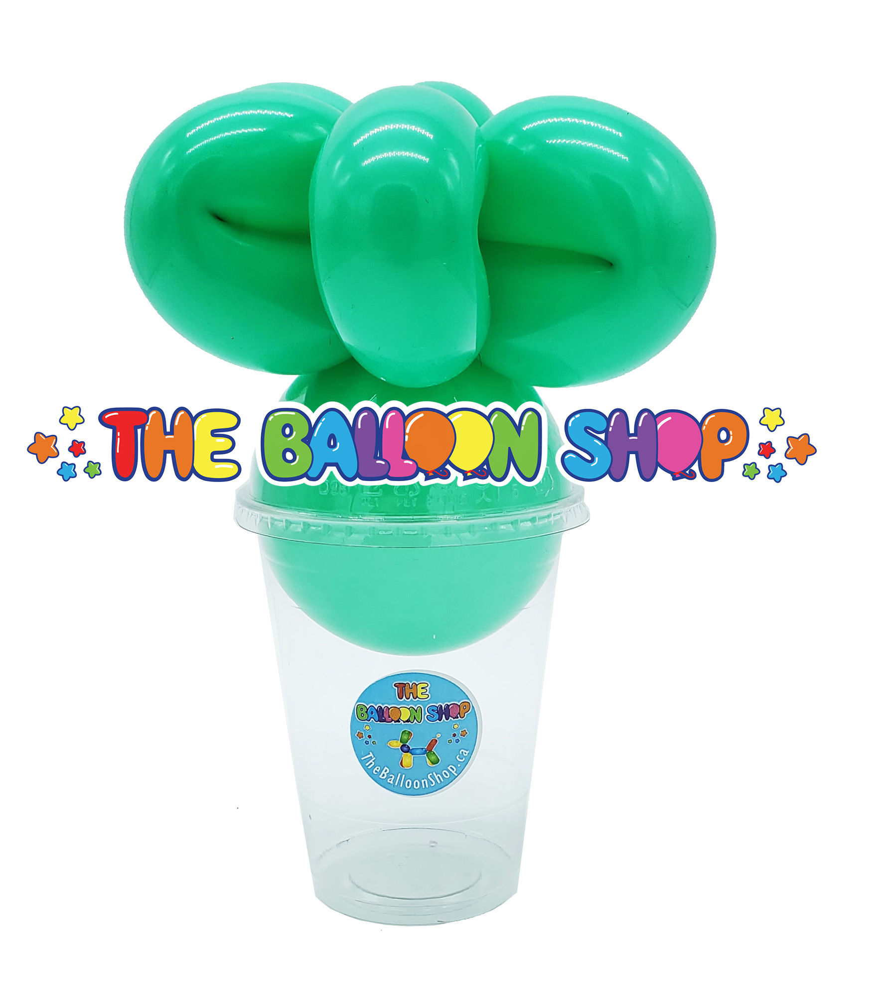 Picture of Skull Loopy - Balloon Candy Cup