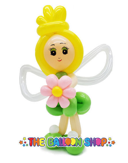 Picture of Standing Fairy  - Balloon