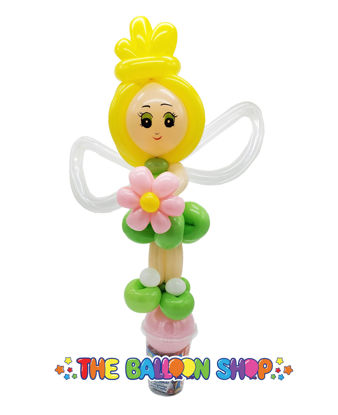 Picture of Standing Fairy  - Balloon Candy Cup
