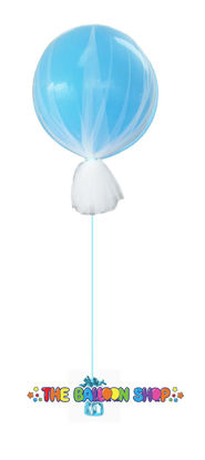 Picture of 3FT Giant Balloon with Tulle (helium-filled)