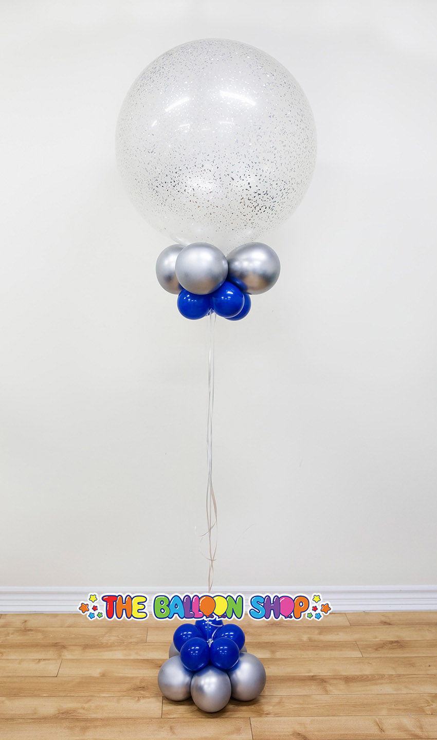 Picture of 3FT Giant Balloon With Balloon Collar and Base (helium-filled)