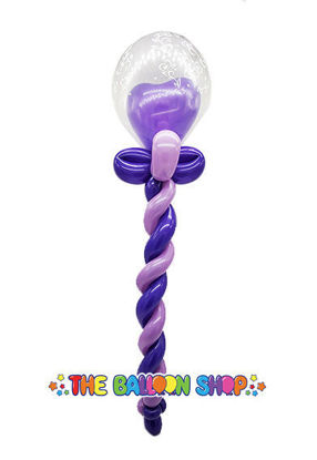 Picture of Deluxe Heart Magic Wand - Balloon