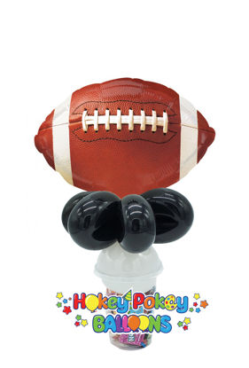 Picture of Championship Football - Balloon Candy Cup