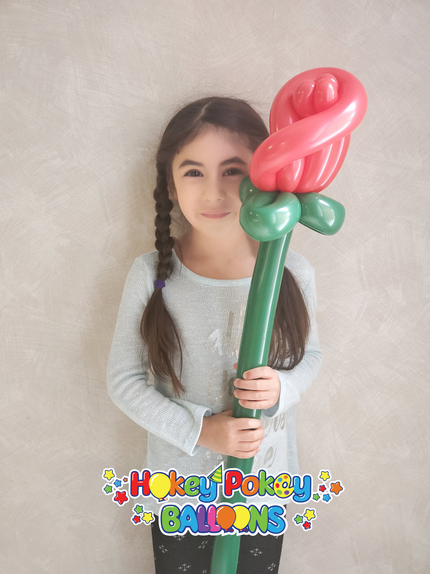Picture of Rose - Balloon