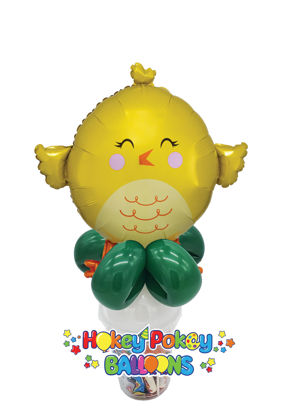 Picture of Chicky - Balloon Candy Cup