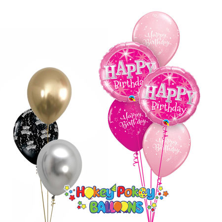 Picture for category Birthday Balloon Bouquet