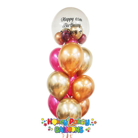 Picture for category Personalized Balloon Bouquet