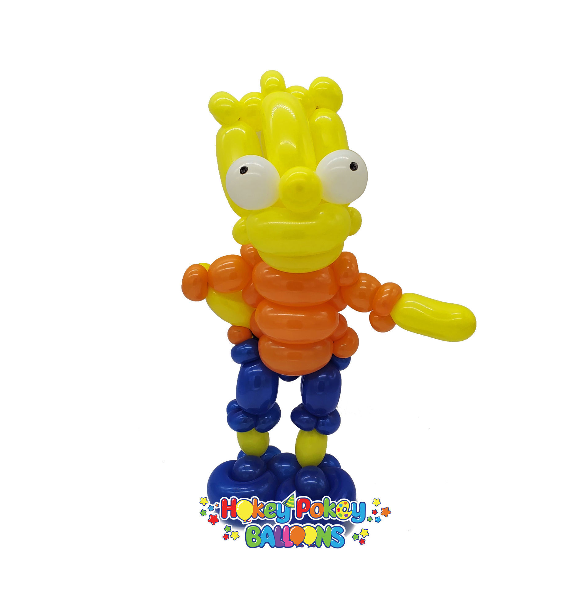Picture of Cartoon Character - Balloon Candy Cup