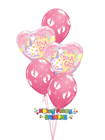 Picture for category Baby Balloon Bouquet