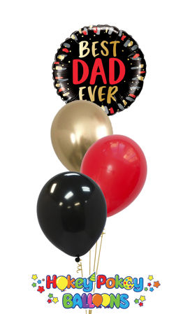 Picture for category Father's Day Balloon Bouquet