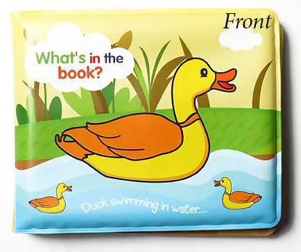 Picture of What's in the book? ( Bath book )