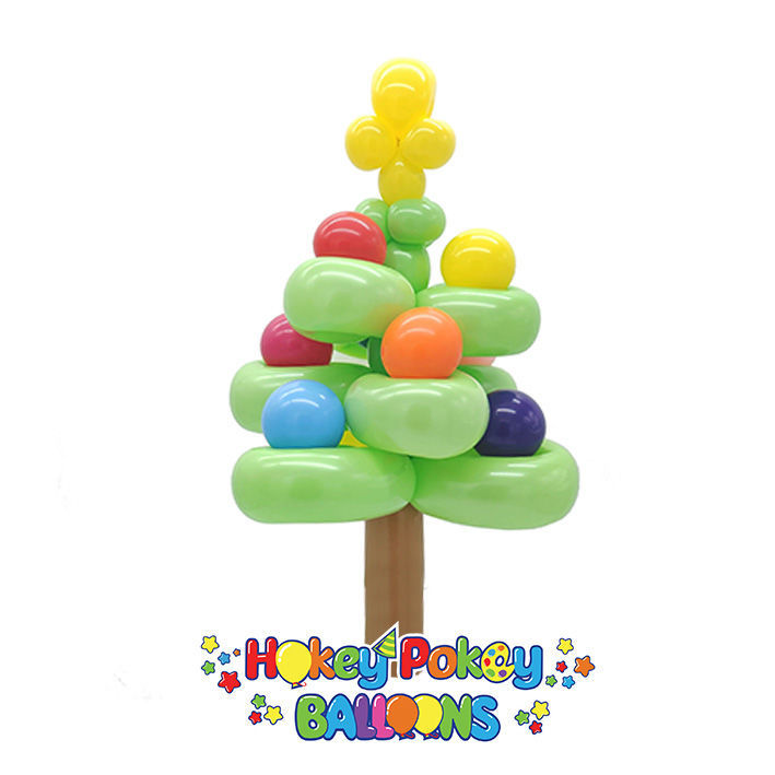 Picture of Christmas Tree - Balloon
